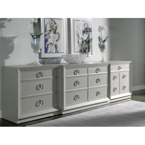 Zeitgeist Linen Double Dresser