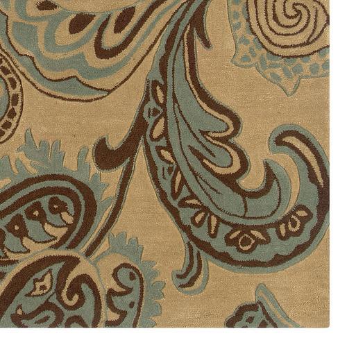 Trio Lahour Cream/blue 1ft10