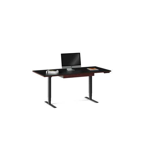 """BDI Furniture - Sequel 20 6152 Standing Desk  66""""x30"""" in Chocolate Stained Walnut"""