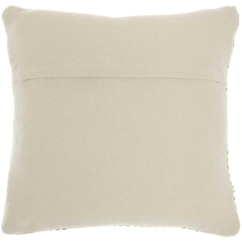 "Life Styles Dl881 Sage 20"" X 20"" Throw Pillow"