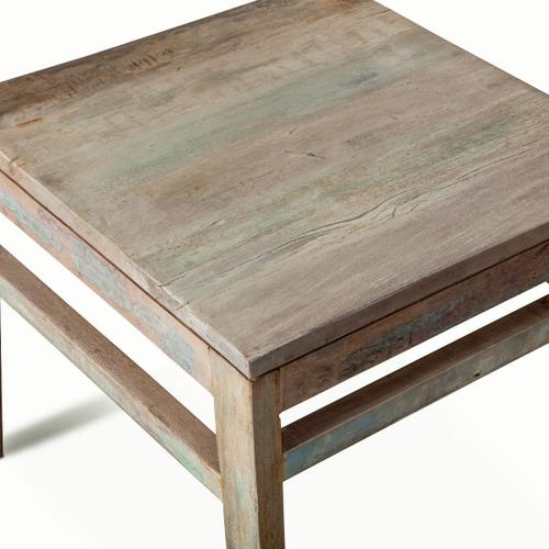 Ibiza Reclaimed Wood Dining Chair