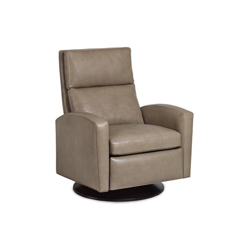 Hancock and Moore - 7151-S FOREST SWIVEL RECLINER