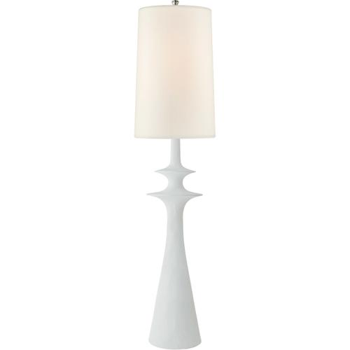AERIN Lakmos 58 inch 100 watt Plaster White Floor Lamp Portable Light