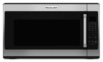 """900-Watt Microwave with 7 Sensor Functions - 30"""" - Stainless Steel"""