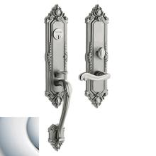 Polished Chrome Kensington Entrance Trim