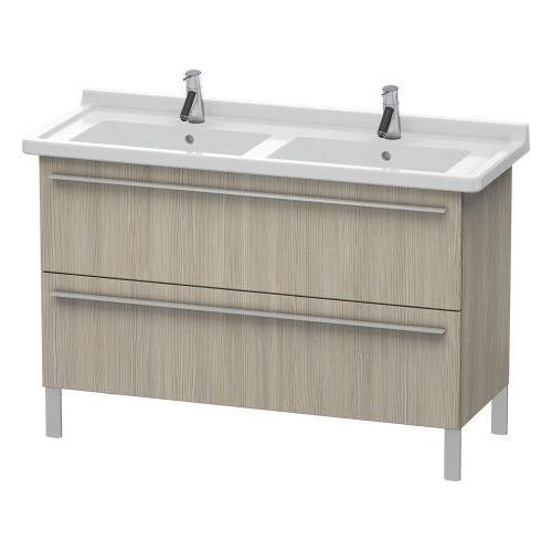 Vanity Unit Floorstanding, Pine Silver (decor)