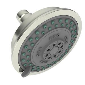Polished Nickel - Natural Multifunction Showerhead