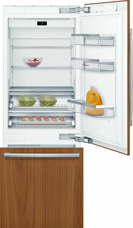 Bosch BenchmarkBenchmark® Built-In Bottom Freezer Refrigerator 30'' B30ib900sp