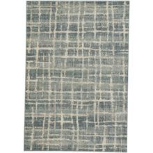 Beckett-Mirage Blue Machine Woven Rugs