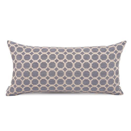 Howard Elliott - Kidney Pillow Pyth Steel - Down Insert