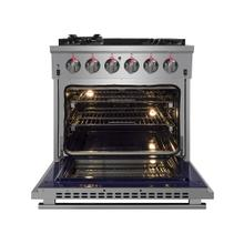 "View Product - Grattino - Platinum Professional 30"" Freestanding Gas Range"