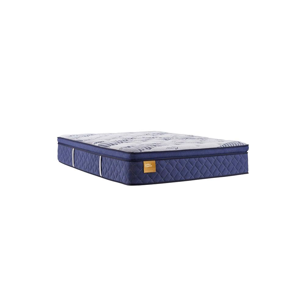 See Details - Golden Elegance - Recommended Honor - Plush - Pillow Top - Queen