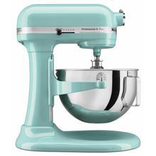See Details - Professional 5™ Plus Series 5 Quart Bowl-Lift Stand Mixer - Aqua Sky