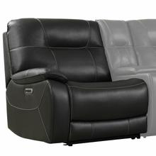 View Product - AXEL - OZONE Power Left Arm Facing Recliner