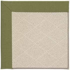 Creative Concepts-White Wicker Spectrum Cilantro Machine Tufted Rugs