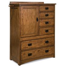 Oak Park Door Chest  Mission
