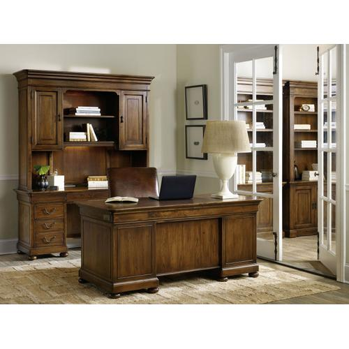 Home Office Archivist Computer Credenza
