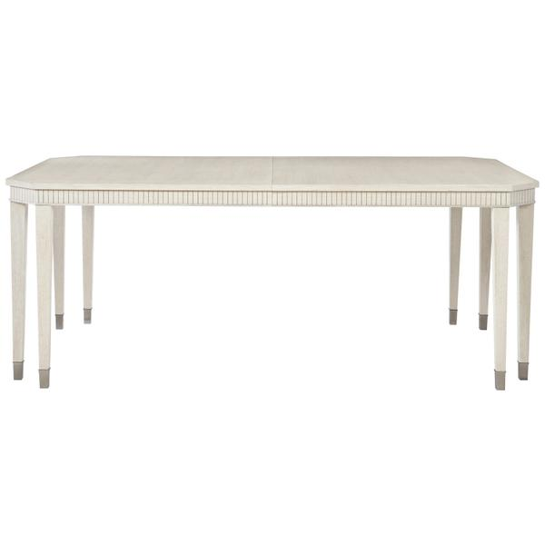 See Details - Allure Dining Table in Manor White (399)