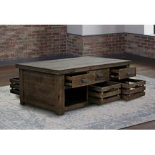 See Details - LAPAZ Cocktail Table