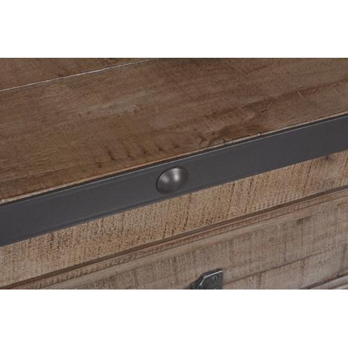 "Horizon Home Furniture - Urban Rustic 75"" Console"