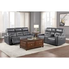 See Details - Power Double Reclining Sofa and Loveseat with USB ports
