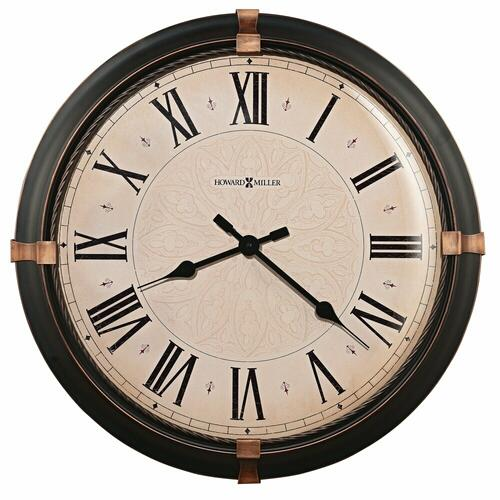 Howard Miller Atwater Oversized Wall Clock 625498