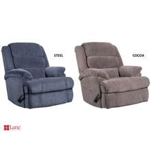 See Details - 4502-19 PARKS Rocker Recliner in Cocoa