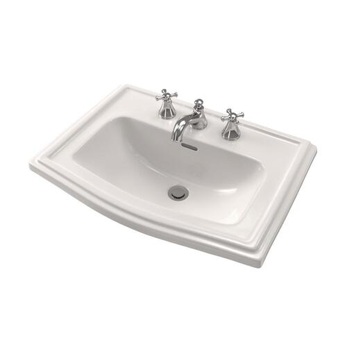 Clayton® Self Rimming Lavatory - Colonial White