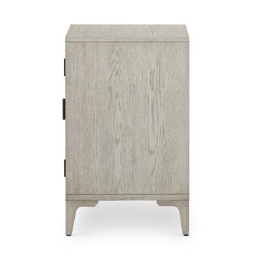 Four Hands - Viggo Cabinet Nightstand-vintage Wht Oak