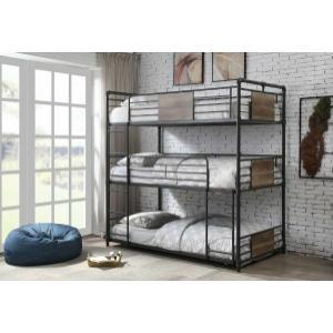 Acme Furniture Inc - Brantley Triple Bunk Bed - Twin