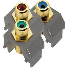 See Details - adorne® Component Video RCA to F Kit