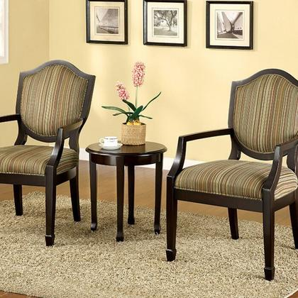 See Details - Bernetta Set Of Table & Accent Chairs