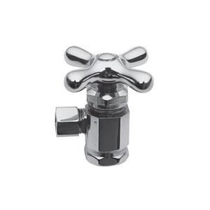 "Oil Rubbed Bronze Angle Valve, 1/2"" IPS"