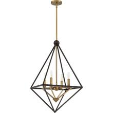 View Product - Louvre Pendant in Western Bronze