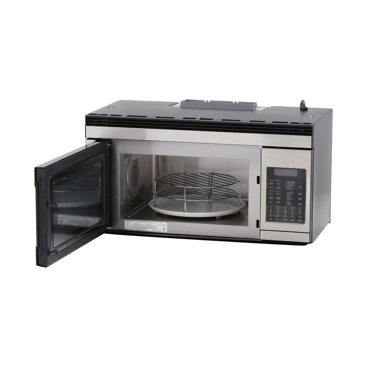 Range Convection Microwave Oven