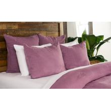 Heirloom Duvet Orchid King 108x94