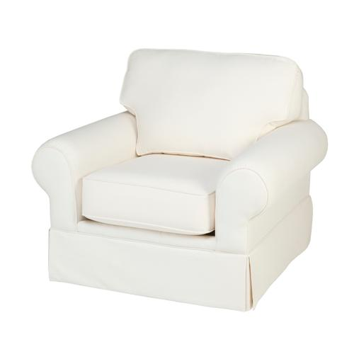 Gallery - Just Your Style I Chair Skirted with Roll Arm