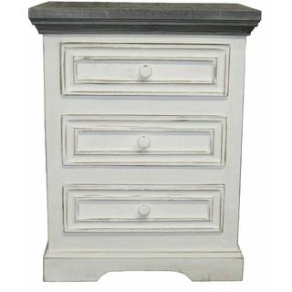 See Details - Ww/123a Oasis 3 Drawer Night Stand