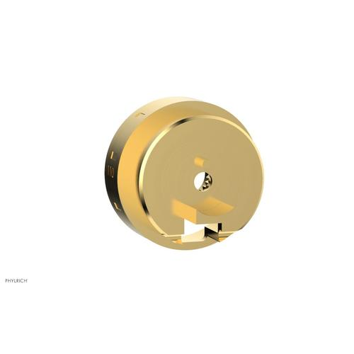Replacement Handle for Temperature Control - P20014 - Satin Gold
