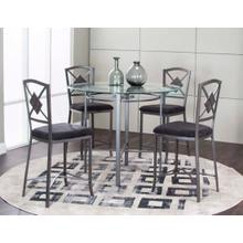 "Milano 45"" 5pc Pub Dining Set"