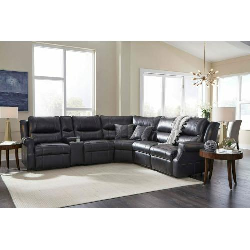 759 Hawkins Leather Sectional