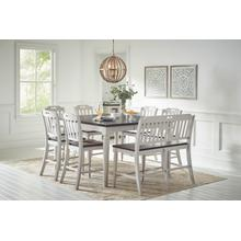 Orchard Park Counter Table W/(6) Stools
