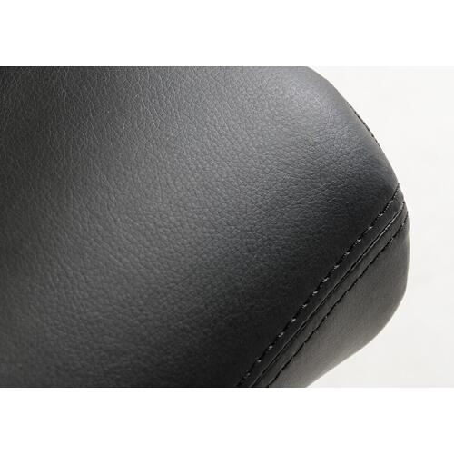 VIG Furniture - Penn Modern Black Leatherette Dining Chair (Set of 2)