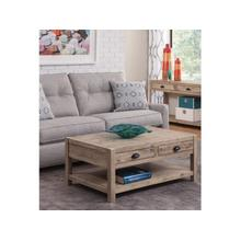 View Product - Coffee Table in Gray Wash