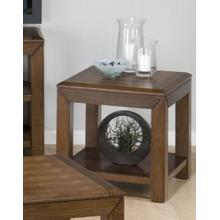 View Product - End Table W/ Shelf