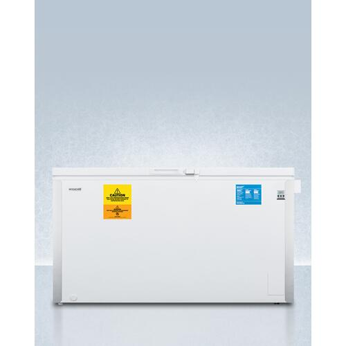Laboratory Chest Freezer Capable of -30 C(-22 F) Operation