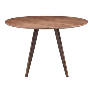 See Details - Dover Dining Table Small Walnut