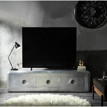 ACME Brancaster TV Stand - 91562 - Aluminum