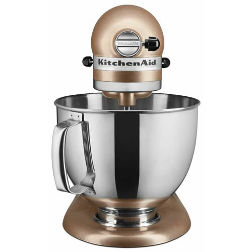 Gallery - Artisan® Series 5 Quart Tilt-Head Stand Mixer - Toffee Delight