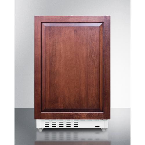 """20"""" Wide Built-in Refrigerator-freezer, ADA Compliant"""